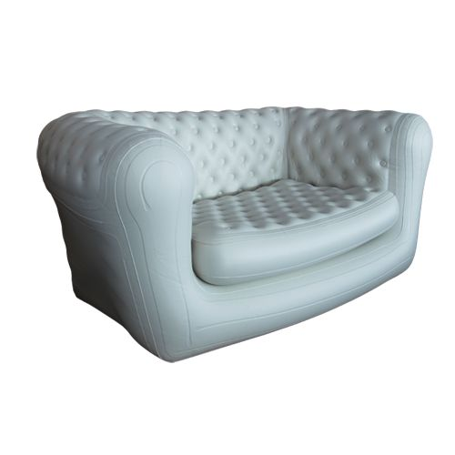 INFLATABLE EVENT SOFA FOR YOUR EVENTS, CUSTOMIZED INFLATABLE - aufblasbarer armsessel anda tehila guy