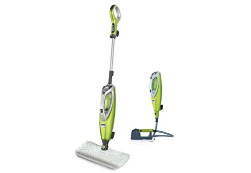 #manythings.online Forget about the mop and bucket or getting on your hands and knees to scrub floors. Use the #Shark 2-in-1 Blast & Scrub Steam Pocket Mop to de...