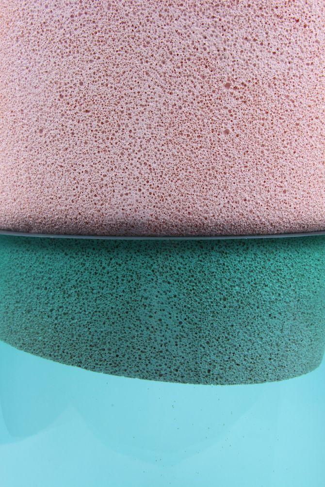 Roos Gomperts: Foam & Glass - Thisispaper Magazine