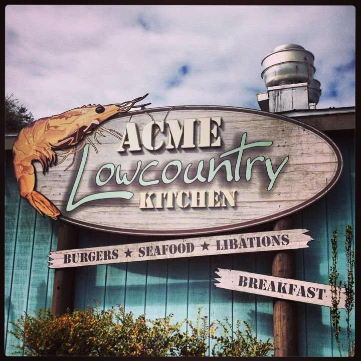 Acme Lowcountry Kitchen In Isle Of Palms Sc Charleston And Her Islands Pinterest Low Country Places