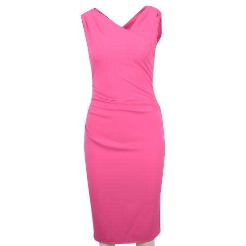 Pink Dress by Moschino