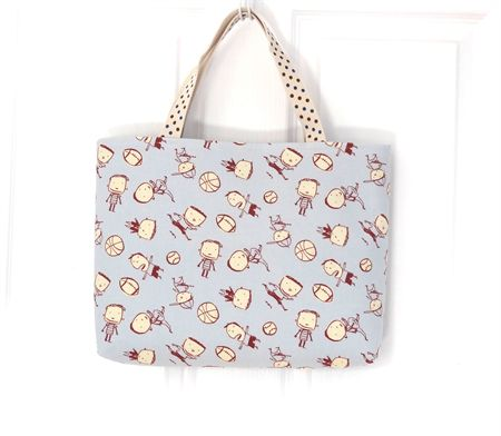 Boys will be Boys Carry All Tote Bag