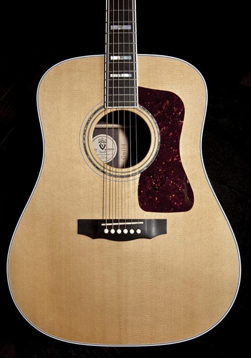 Guild® Guitars | I love my Guild.