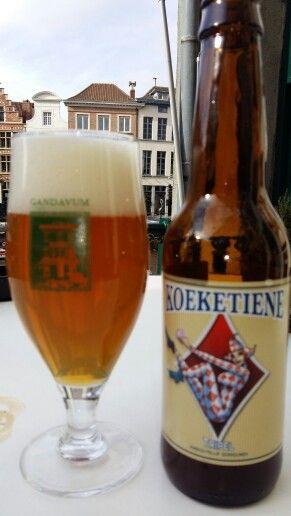 Koeketiene belgian beer