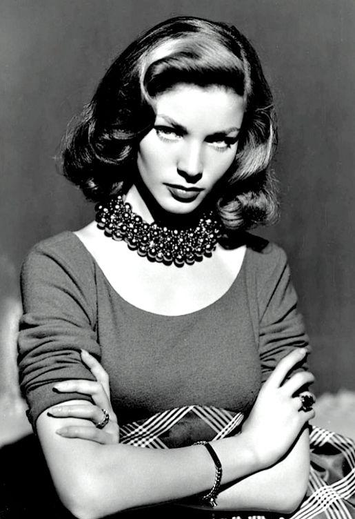 Lauren Bacall. ♥