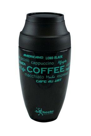Cheeki Stainless Steel Coffee mugs