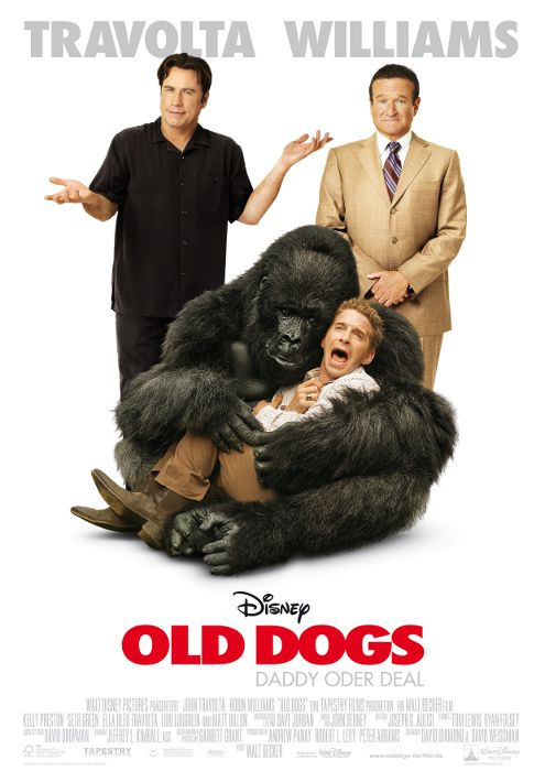 Poster zum Film: Old Dogs