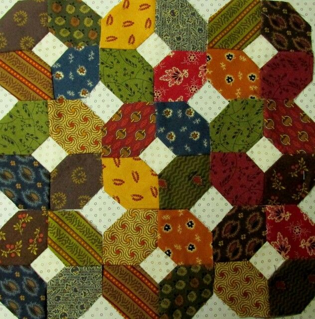 best Quilting    EPP images on Pinterest   Patchwork quilting