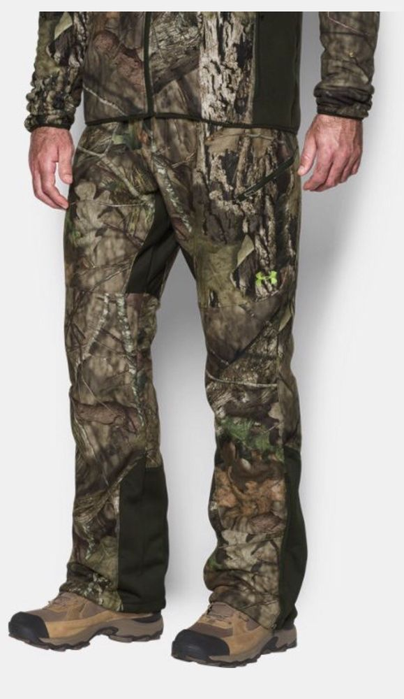 5826d6645c525 UA Under Armour Stealth Fleece Pants Hunting Pants Mid Season 32
