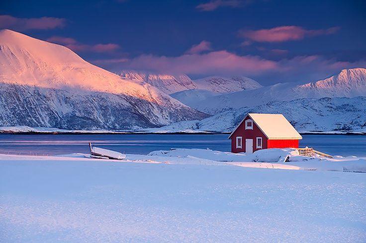 Tromso, Norvège