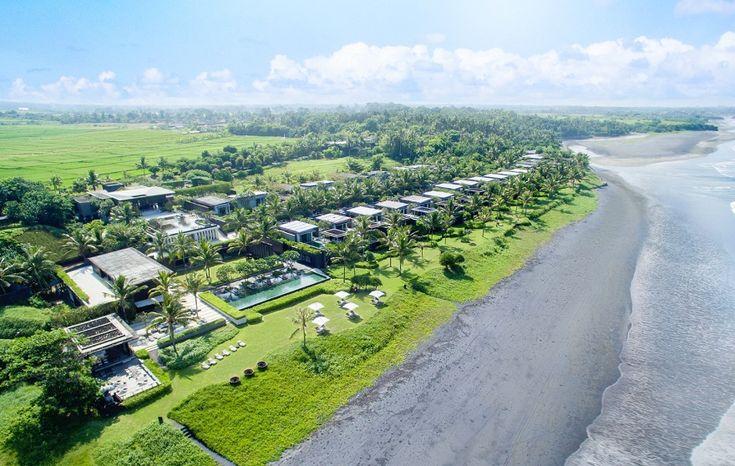Тропический рай Alila Villas Soori на острове Бали