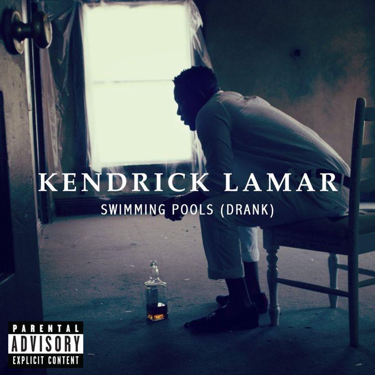 Kendrick Lamar swimming pool (drank)