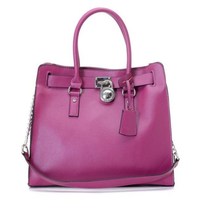 MICHAEL Michael Kors Totes Large Hamilton Pink   Bamooly Store