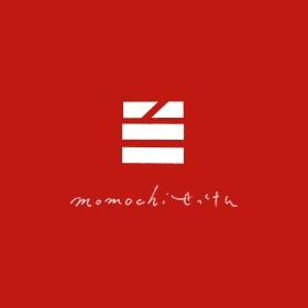 momochiせっけんのロゴ:お餅のような・・・   ロゴストック