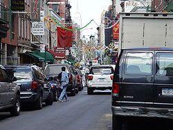 NY - Little Italy, Manhattan