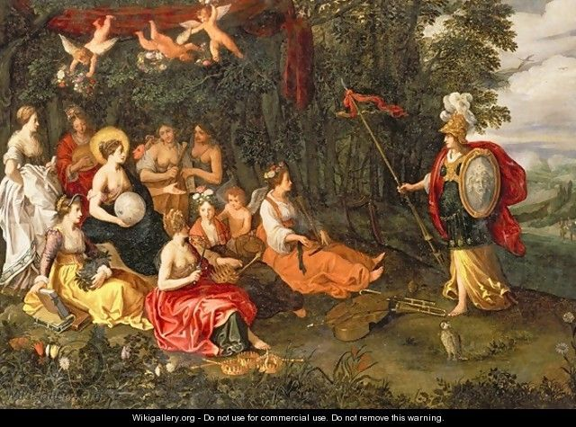 the muses in greek mythology and Greek mythology is rich with gods and goddesses, but none were as influential  as the nine muses who were created to give inspiration,.