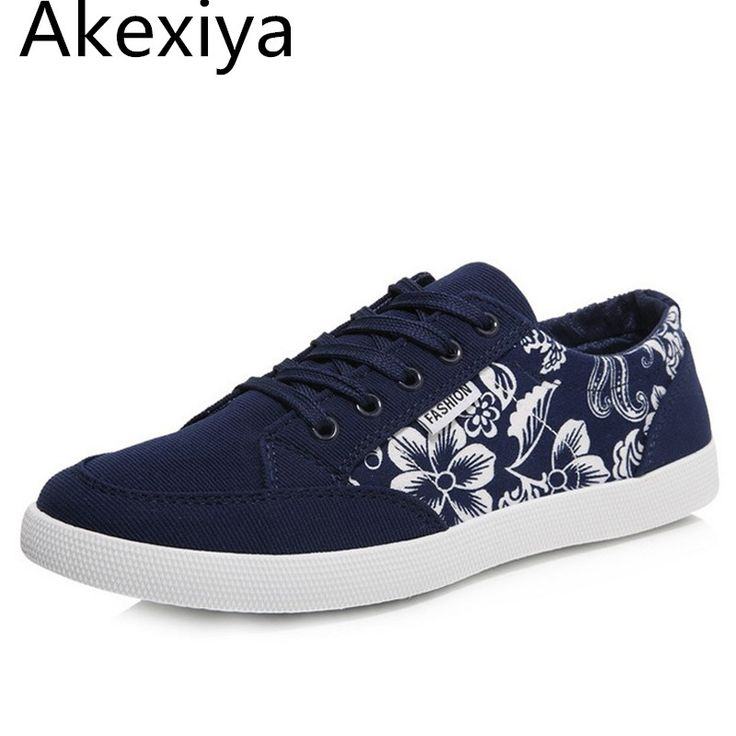 >> Click to Buy << Akexiya Summer And Autumn Men's Casual Shoes Flat Shoes Chaussure Homme Korean Breathable Air Canvas Men Shoes Zapatos Hombre #Affiliate
