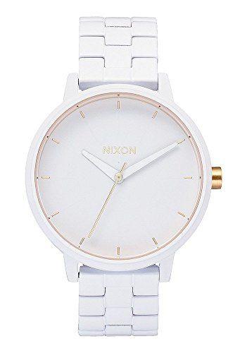 Now in stock Nixon A099-2035 Ladies The Kensington White Watch