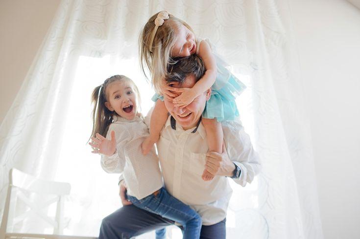 14 priežasčių, kodėl vaikams svarbu augti su tėčiu