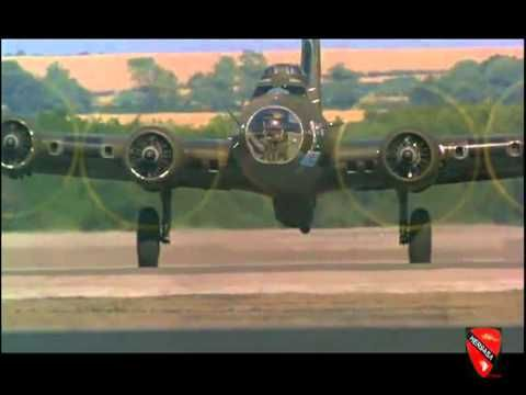 Start up and take off from the 1990 movie Memphis Belle
