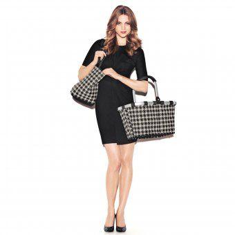 Carrybag fifties black - Classy!!!