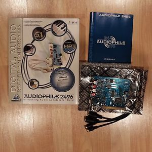 M-AUDIO Audiophile 2496 and Audio Buddy Preamp, $35 each