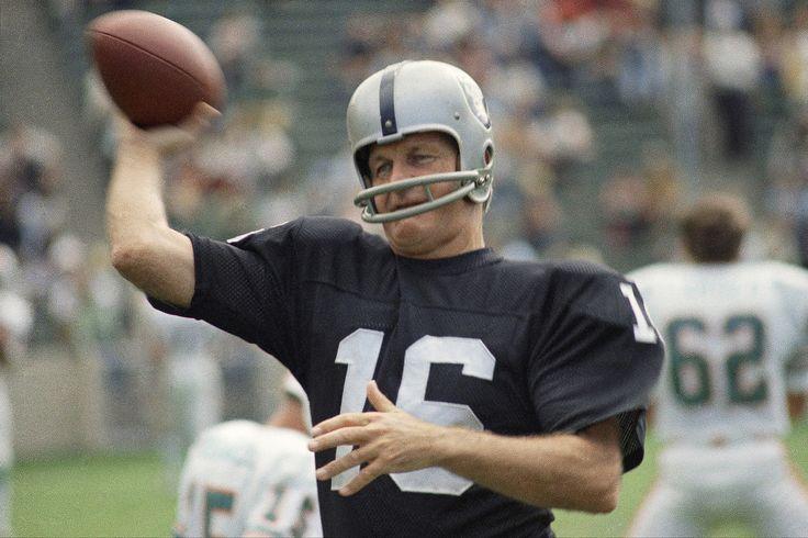 George Blanda, Oakland Raiders