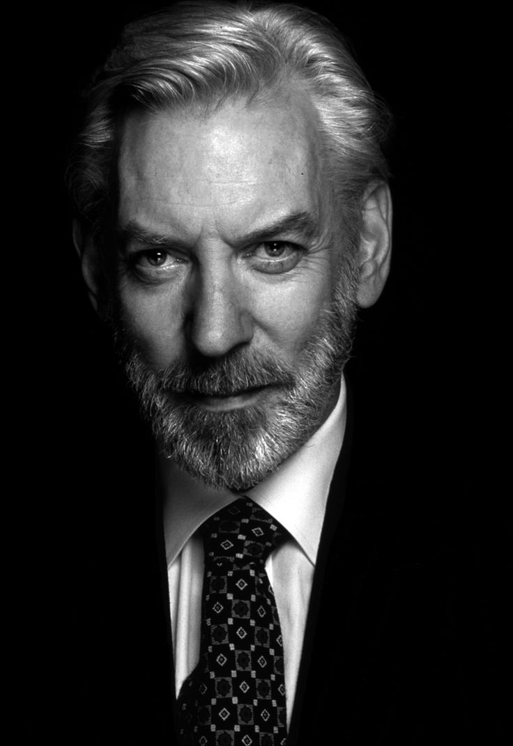 "Ronald Reuel, late Knight of the Summer Court: Donald Sutherland.     Fantasy casting Jim Butcher's ""Dresden Files."""