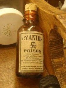 Mengenal Sianida , Senyawa Racun yang mematikan