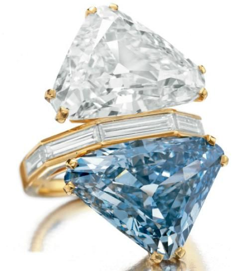 The BVLGARI Blue Diamond  BVLGARI Christie's