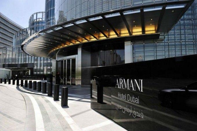 Dubai's best design hotels   Hotel Interior Designs