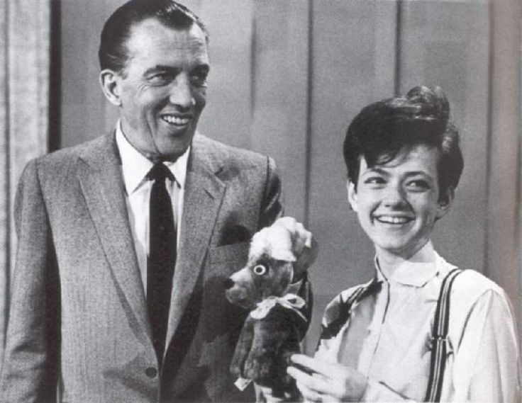 Rita Pavone y Ed Sullivan #riotgrrrl
