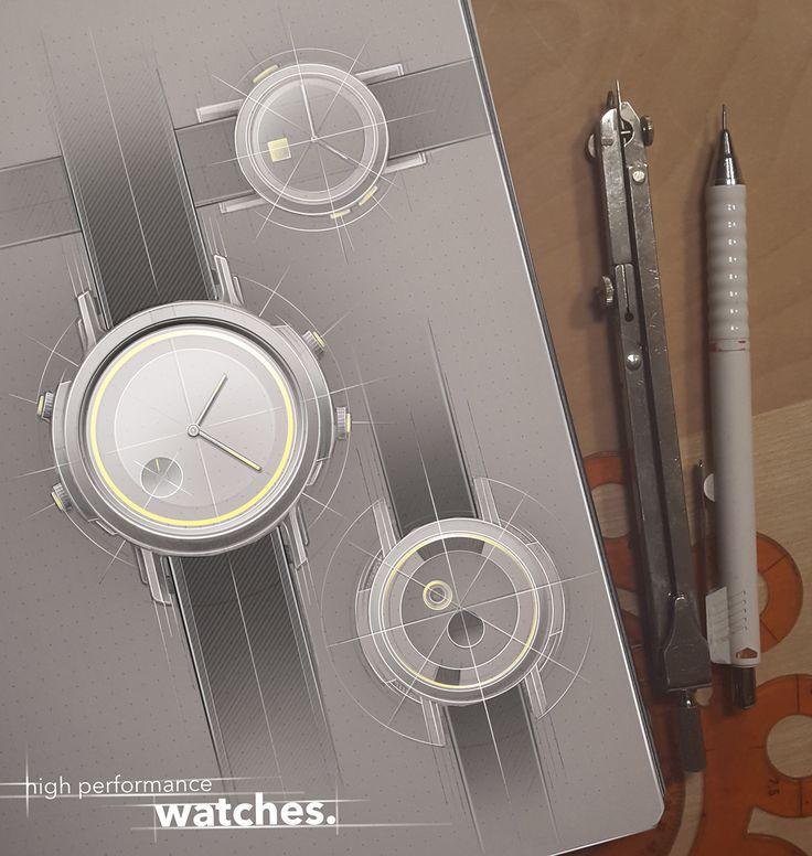Sketchbook 2016 (Part 2) on Behance
