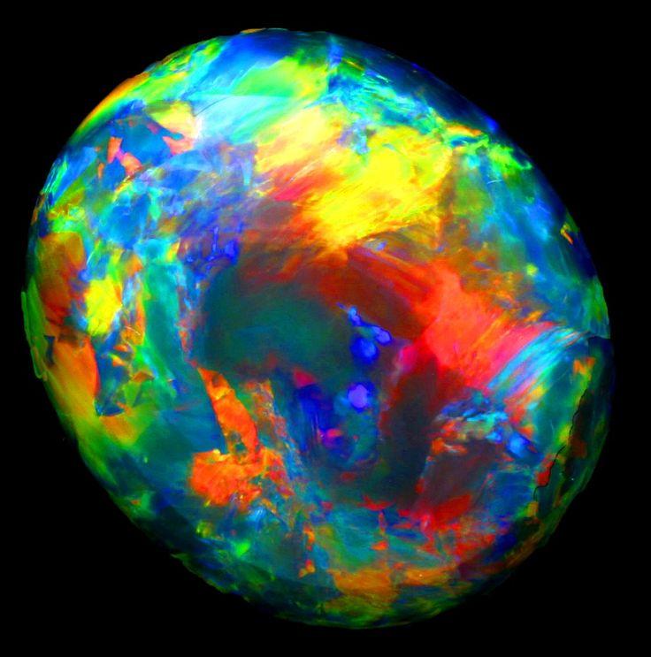 Rainbow Opal color pop