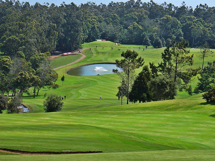 Clube de Golfe Santo da Serra #Madeira #Golf #CervejaCORAL