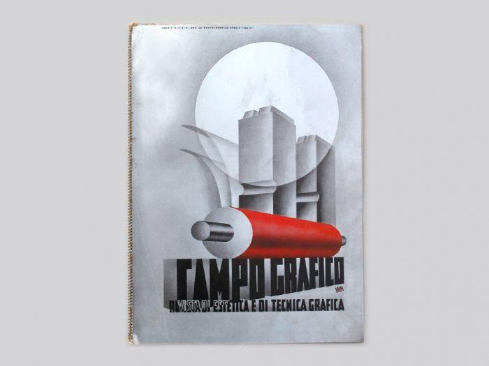 Campo Grafico, no. 4, April 1933
