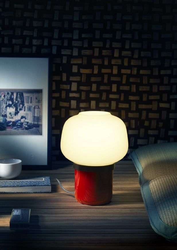 Doll Table Lamp by Foscarini http://ow.ly/XmUle