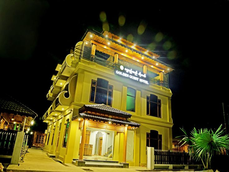 Hsipaw Golden Guest Hotel  Myanmar, Asia
