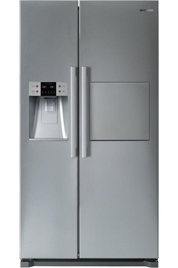 Soldes Refrigerateur Americain Mistergooddeal, achat Daewoo FRN-Q25FCX pas cher prix Soldes Mistergooddeal 959.00 € TTC au lieu de 1 299 €