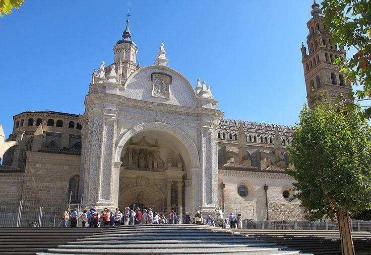 Cathedral in Tarazona, SPAIN