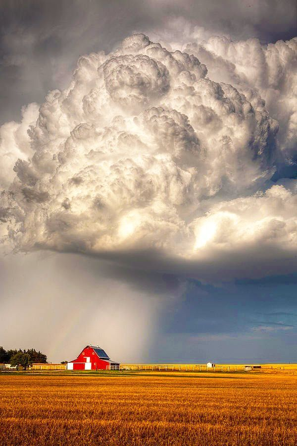 "My novel ""Promise"" runs through a Midwestern landscape like this ... (Nebraska)"