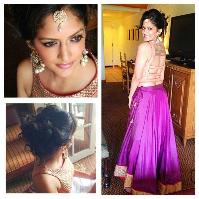 The Jade #Lehenga That Saved My #Mehendi : #Bride Rupali !