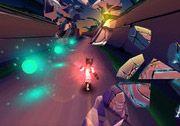 3D Süper Koşucu oyununda ilerleyiş sırasında parlak kristalleri toplayarak koşucuya ekstra enerji sağlayabilirsiniz. Enerjisi bittiği taktirde yorulan ve başa dönmek zorunda olan süper koşucu ile ilerledikçe ve ekstra puan topladıkça varolan yeteneklerinizi daha fazla geliştirebilme imkanınız bulunuyor. http://www.3doyuncu.com/3d-super-kosucu/