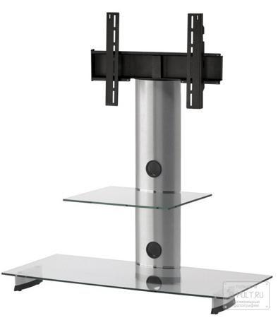 Sonorous PL 2200 C-SLV  — 15210 руб. —  Стойка под тв Sonorous PL 2200 с закаленными стеклянными полками. Опоры стойки сделаны из высококачественного алюминия.Стойка тв подходит для телевизоров диагональю до 50 дюймов, выдерживает до 30 кг. Благодаря кабель каналу, вы сможете аккуратно скрыть провода от техники.  Надежная стойка под телевизоры с универсальным поворотным креплением из закаленного стекла с закругленными углами и полированной кромкой. Поворотное крепление подходит для всех…