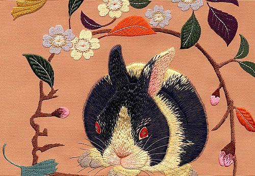 日本刺繍&ビーズ 繍人(ぬいひと)nuihito index