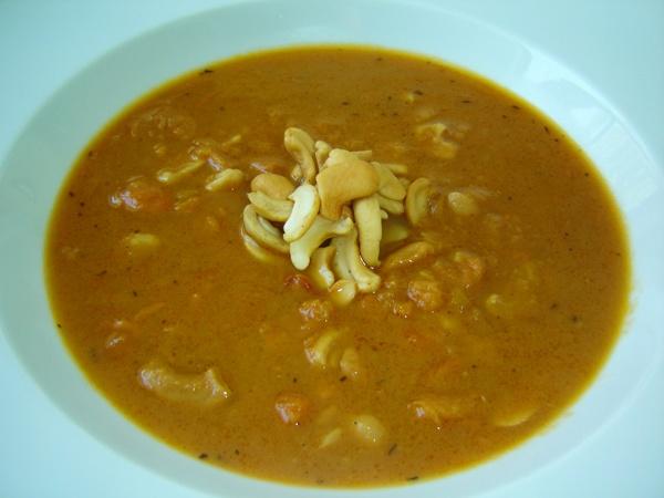 Top secret recipes, Soup Nazi cream of sweet potato soup