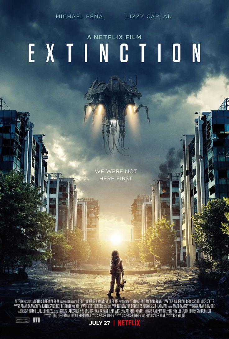 New film Extinction 2018 download free movies online