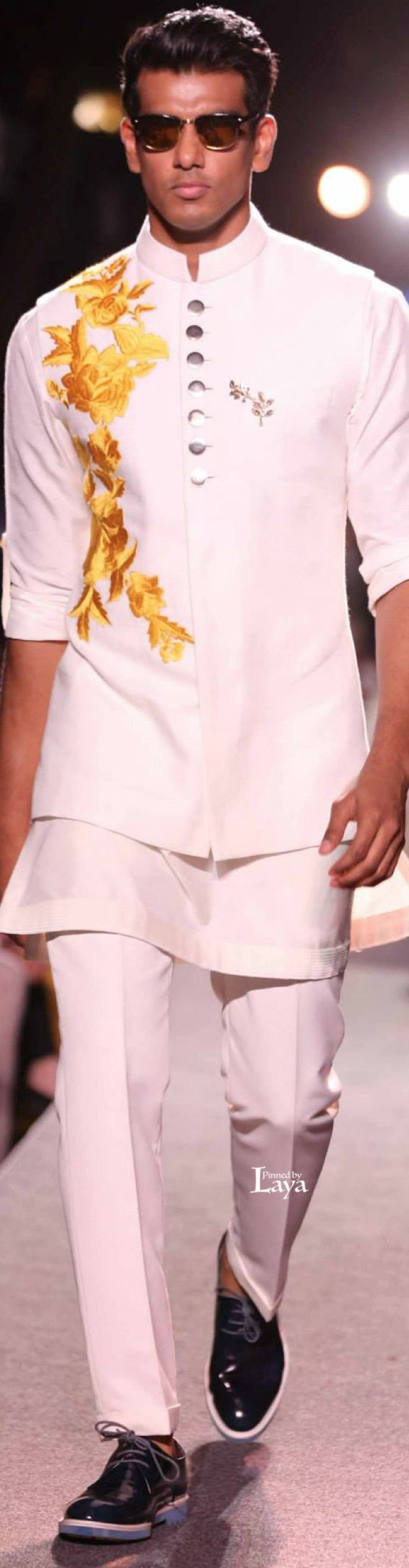 traditional indian menswear 2015 LFW - Google Search