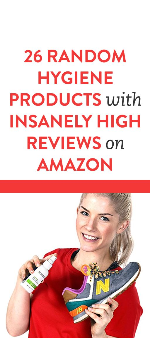 26 Random Hygiene Products With Insanely High Reviews On Amazon