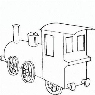 cosasdeantonio: Viaje en Tren